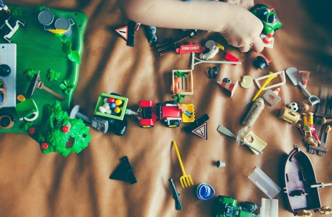 Children's Centres e attività locali per mamme e bimbi in UK