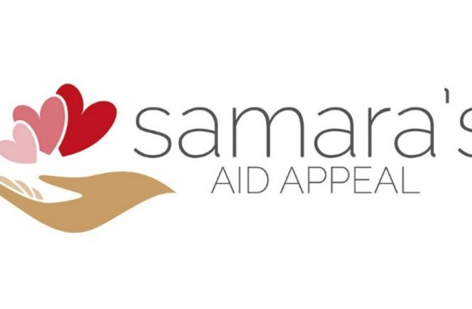 'Italian Mums of Reading' Sostiene 'Samara's Aid Appeal'
